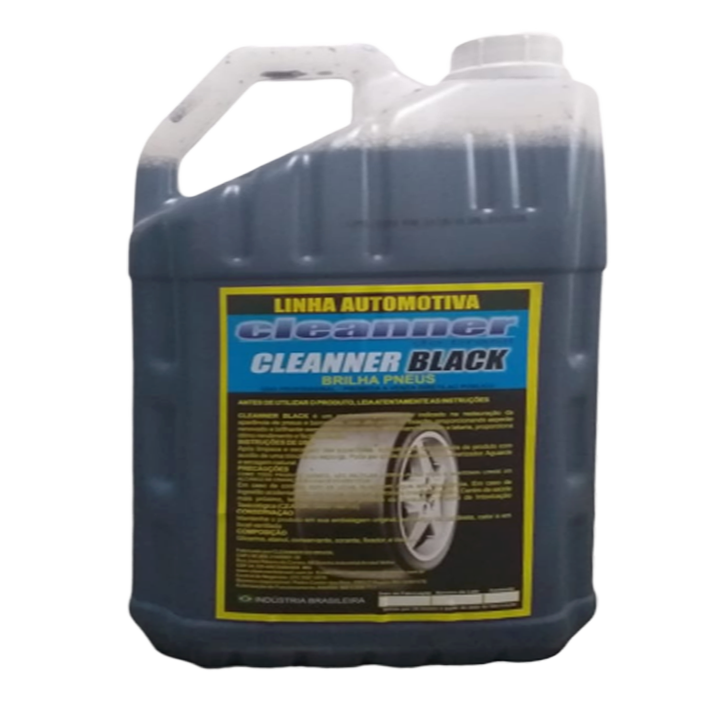 CLEANER BLACK -Cleanner